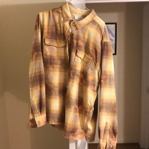 Urban Outfitter Plaid Flannel